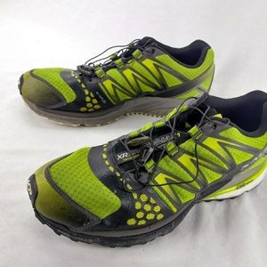 Salomon XR Crossmax 1 Men sz 14 Trail Shoe 197 7
